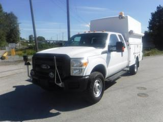 Used 2012 Ford F-350 SD Service Truck Cab  4WD for sale in Burnaby, BC