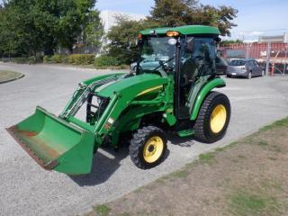 Used 2010 John Deere 3520 Front End Loader Diesel for sale in Burnaby, BC