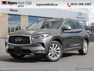 New 2021 Infiniti QX50 LUXE I-LINE  -  Sunroof -  Navigation for sale in Ottawa, ON