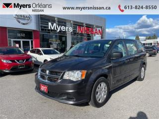 Used 2017 Dodge Grand Caravan CANADA VALUE PACKAGE  - $127 B/W for sale in Orleans, ON