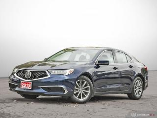 Used 2019 Acura TLX Tech for sale in Ottawa, ON