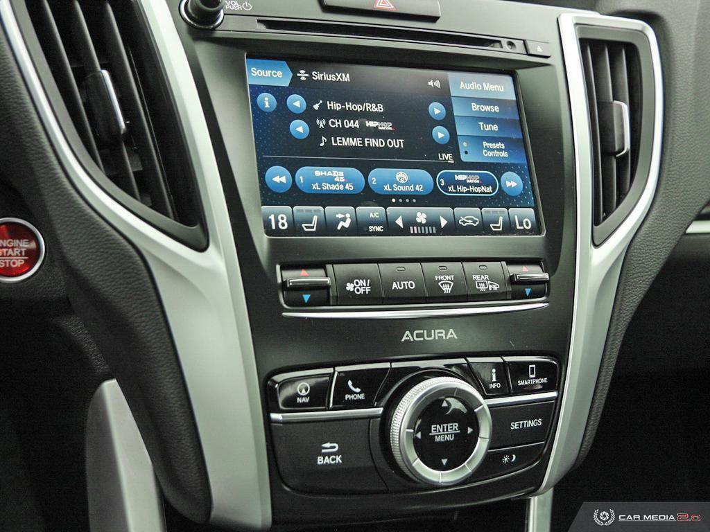 2019 Acura TLX Tech