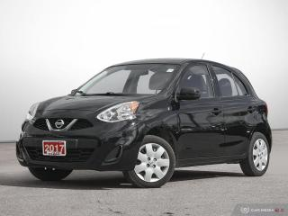 Used 2017 Nissan Micra S for sale in Carp, ON