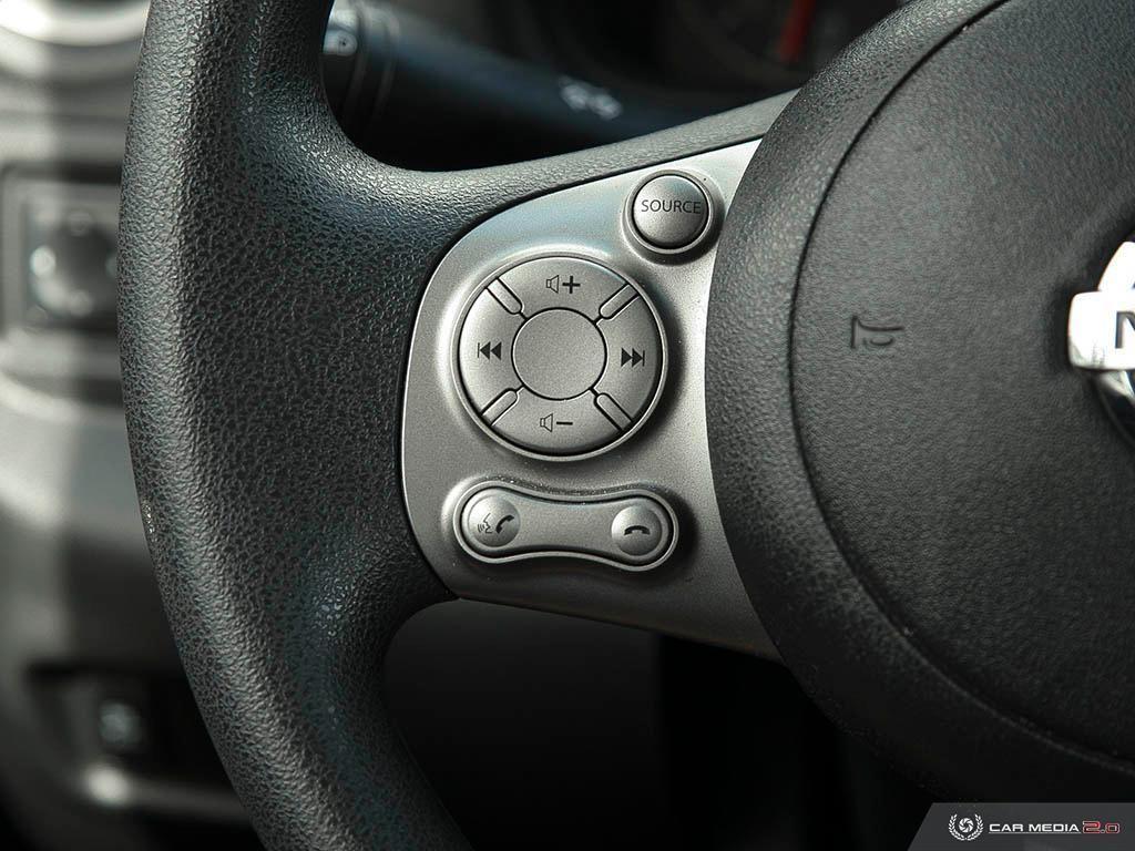 2017 Nissan Micra S