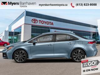 New 2022 Toyota Corolla SE Upgrade  - Sunroof -  Heated Seats - $183 B/W for sale in Ottawa, ON