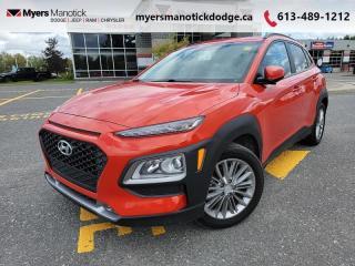 Used 2020 Hyundai KONA Preferred  -  Heated Seats - $189 B/W for sale in Ottawa, ON