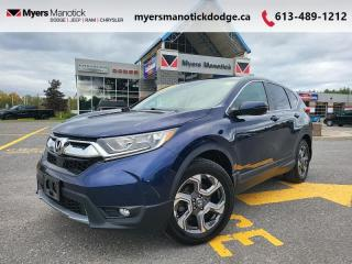 Used 2017 Honda CR-V EX-L  - Sunroof -  Leather Seats - $237 B/W for sale in Ottawa, ON