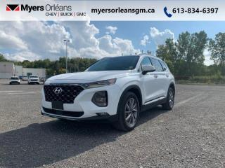 Used 2020 Hyundai Santa Fe 2.0T Luxury AWD  -  Cooled Seats for sale in Orleans, ON