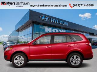 Used 2012 Hyundai Santa Fe GL SPORT  - $152 B/W for sale in Nepean, ON