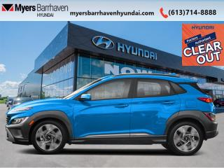 New 2022 Hyundai KONA 1.6T N Line AWD w/Ultimate Package  - $220 B/W for sale in Nepean, ON