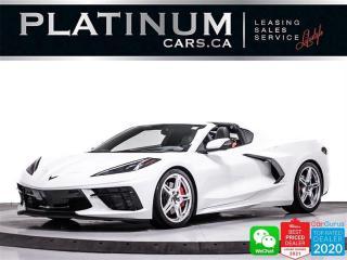 Used 2020 Chevrolet Corvette Stingray 2LT, 495HP, Z51 PKG, PERFORMANCE EXHAUST for sale in Toronto, ON