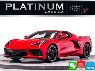 Used 2020 Chevrolet Corvette Stingray Coupe, 490HP, PERFORMANCE EXHAUST, BOSE for sale in Toronto, ON