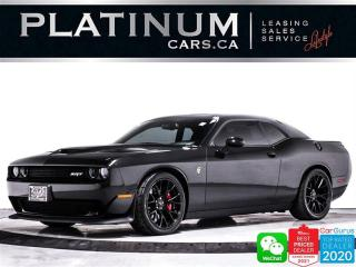 Used 2015 Dodge Challenger SRT Hellcat, 707HP, NAV, HEATED/VENTED, CAM for sale in Toronto, ON