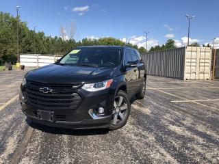 Used 2019 Chevrolet Traverse LT True North AWD for sale in Cayuga, ON