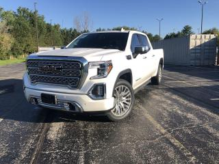 Used 2019 GMC Sierra 1500 Denali CREW 4WD for sale in Cayuga, ON