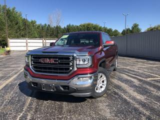Used 2017 GMC Sierra 1500 SLE Z71 CREW 4WD for sale in Cayuga, ON