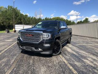 Used 2018 GMC Sierra 1500 Denali Crew Cab 4WD for sale in Cayuga, ON