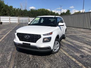 Used 2021 Hyundai Venue Essential 2WD for sale in Cayuga, ON