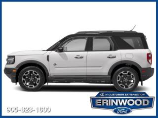 New 2021 Ford Bronco Sport Outer Banks for sale in Mississauga, ON