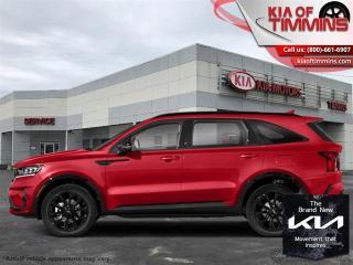 New 2021 Kia Sorento SX  - $348 B/W for sale in Timmins, ON