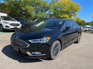 Used 2018 Ford Fusion Energi Titanium for sale in Mississauga, ON