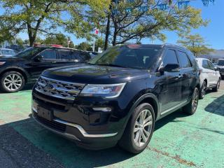 Used 2019 Ford Explorer LIMITED for sale in Mississauga, ON