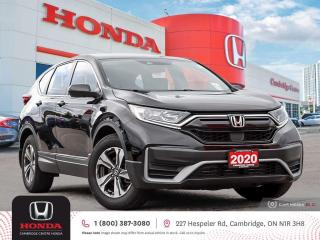 Used 2020 Honda CR-V LX APPLE CARPLAY™ & ANDROID AUTO™ | HONDA SENSING TECHNOLOGIES | REARVIEW CAMERA for sale in Cambridge, ON