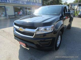 Used 2020 Chevrolet Colorado LIKE NEW LT-EDITION 5 PASSENGER 3.6L - V6.. 4X4.. CREW-CAB.. SHORTY.. TOW SUPPORT.. BACK-UP CAMERA.. BLUETOOTH SYSTEM.. KEYLESS ENTRY.. for sale in Bradford, ON