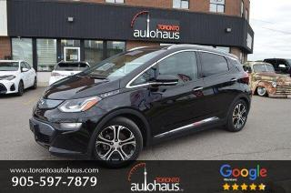 Used 2019 Chevrolet Bolt EV Premier I ANDROID NAVI I LEATHER I LIKE NEWI for sale in Concord, ON