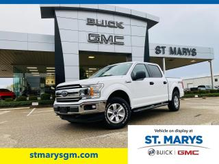 Used 2019 Ford F-150 XLT for sale in St. Marys, ON