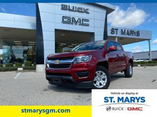 Used 2020 Chevrolet Colorado LT for sale in St. Marys, ON