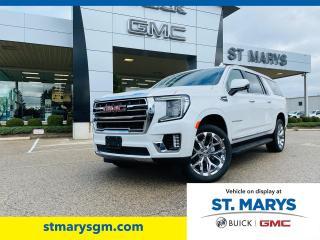 New 2021 GMC Yukon XL SLT for sale in St. Marys, ON