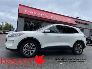Used 2020 Ford Escape PanoRoof, Nav, Backup Cam, Heated Seats, Low KMs!! for sale in Surrey, BC