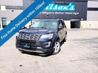 Used 2017 Ford Explorer V6 XLT 4WD, Leather, Navigation, 7 Passenger, Reverse Camera, Power Liftgate & Much More! for sale in Guelph, ON