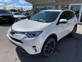 Used 2017 Toyota RAV4 LIMITED LEATHER NAVI BCAMERA for sale in Calgary, AB