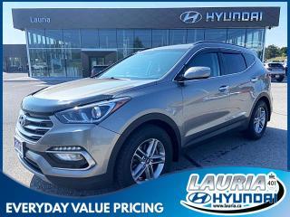Used 2017 Hyundai Santa Fe Sport 2.4L AWD Premium for sale in Port Hope, ON
