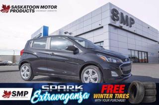 New 2021 Chevrolet Spark LS for sale in Saskatoon, SK