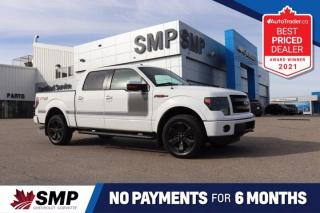 Used 2013 Ford F-150 FX4 - 4X4, Pwr Seat, Leather, Sunroof, Navigation for sale in Saskatoon, SK