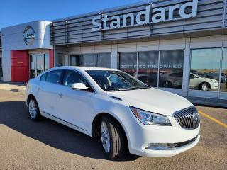 Used 2014 Buick LaCrosse Leather for sale in Swift Current, SK