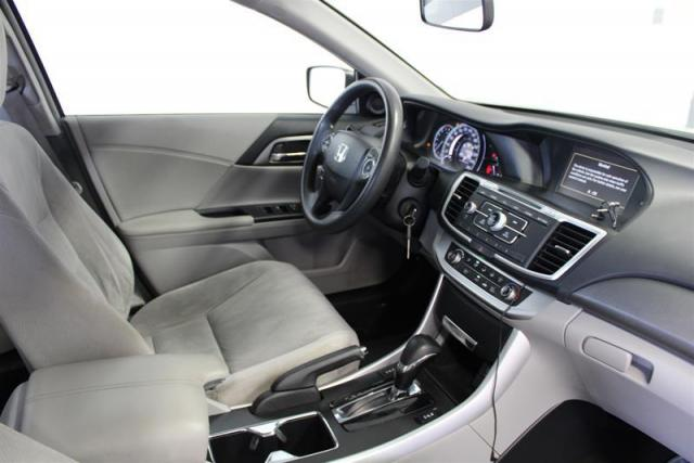 2014 Honda Accord Sedan L4 LX CVT