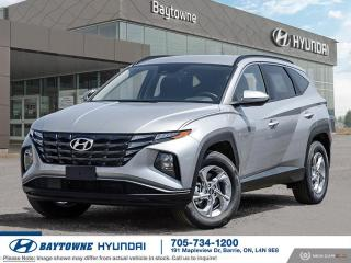 New 2022 Hyundai Tucson FWD 2.5L Preferred for sale in Barrie, ON