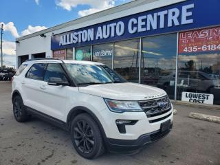 Used 2018 Ford Explorer XLT for sale in Alliston, ON