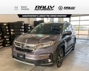 Used 2019 Honda Pilot Touring for sale in Prince Albert, SK