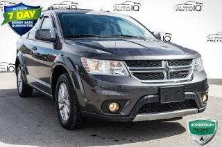 Used 2017 Dodge Journey SXT 7 PASSENGER | HEATED FRONT SEATS for sale in Innisfil, ON