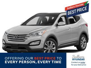 Used 2016 Hyundai Santa Fe Sport 2.0T Limited for sale in Sudbury, ON