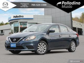 Used 2017 Nissan Sentra 1.8 SV ONE OWNER - NO ACCIDENTS for sale in Sudbury, ON