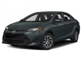 Used 2018 Toyota Corolla for sale in Sudbury, ON
