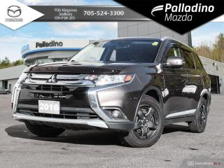 Used 2016 Mitsubishi Outlander 7 SEATER - 2 SETS OF TIRES ON RIMS for sale in Sudbury, ON