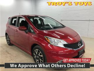 Used 2015 Nissan Versa Note SR for sale in Guelph, ON