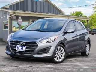 Used 2016 Hyundai Elantra GT GL, LOW KMS, ECO/SPORT, H/SEATS, B.TOOTH for sale in Orillia, ON